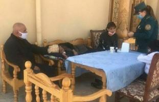 Бухоро вилояти ИИБ Хавфсиз туризмни таъминлаш бошқармаси ходимасининг тезкор тадбири бир и…